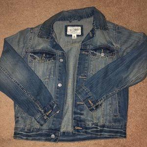 Boys denim jacket-EUC!
